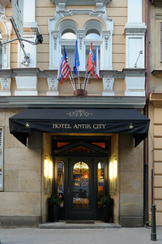 Antik City Hotel
