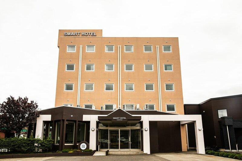 Smart Hotel Kutchan - Hostel