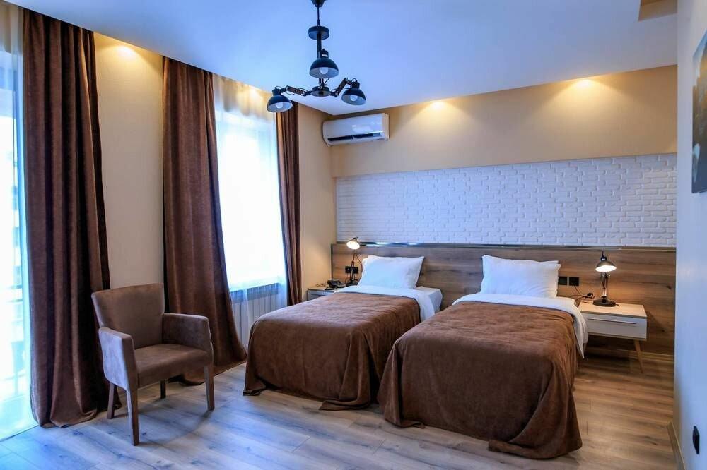 гостиница — Hotel Georgian Holiday — Тбилиси, фото №1