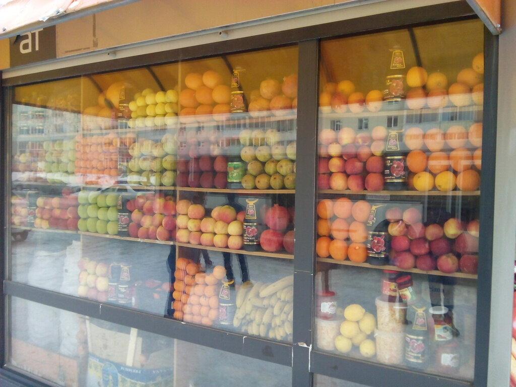 долгую витрина овощи фрукты палатка закрытая картинка привык