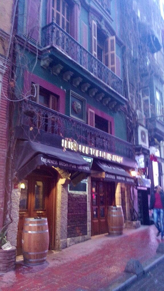 bar — Irish Pub The James Joyce — Beyoğlu, foto №%ccount%
