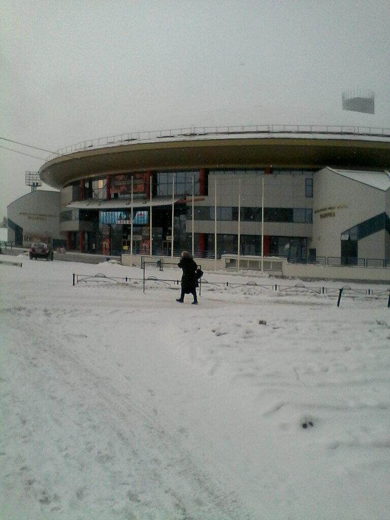 спортивный комплекс — Дворец игровых видов спорта — Екатеринбург, фото №3