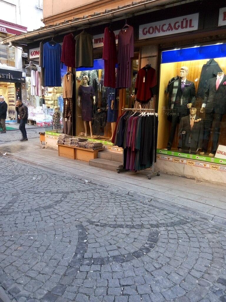 giyim mağazası — Gonca Konfeksiyon Kollektif Şirketi Hüseyin Karali Ve Ortakları — Fatih, photo 2