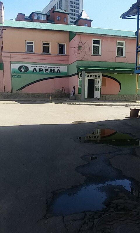 Тренажерный клуб арена на гончарова ульяновск фото