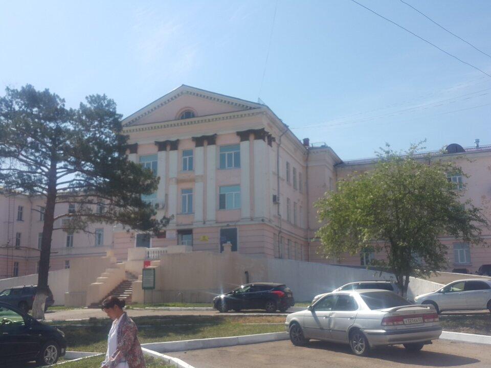 больница для взрослых — ГАУЗ Республиканская клиническая больница имени Н. А. Семашко — Улан-Удэ, фото №5