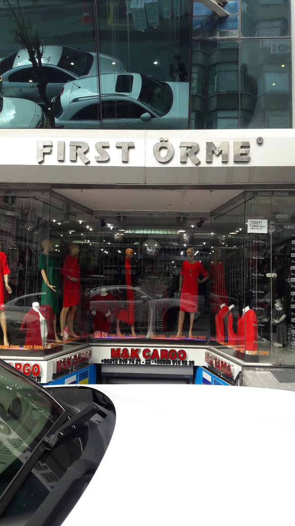 new style eead9 5b99f First Orme Tekstil, clothing store, Turkey, İstanbul, Fatih ...
