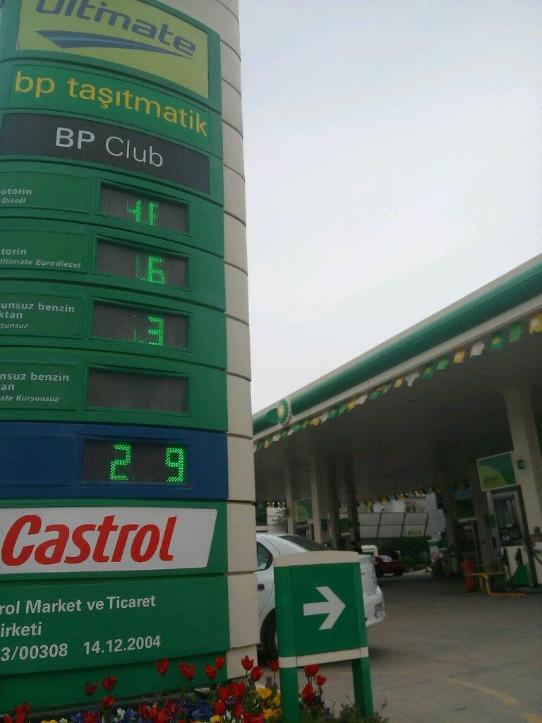 benzin istasyonu — BP — Çekmeköy, foto №%ccount%