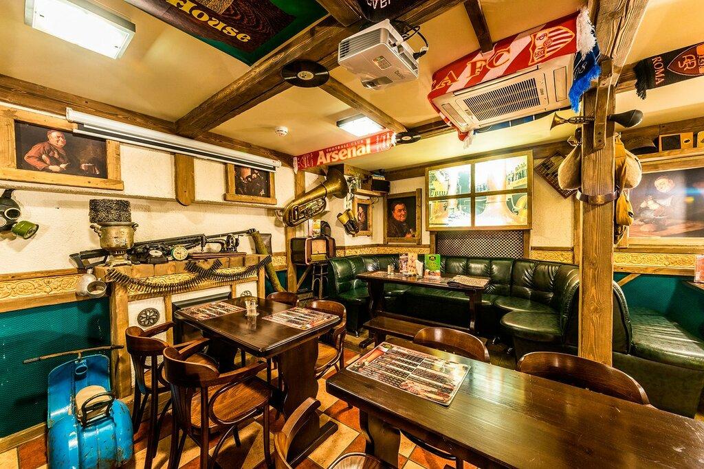 pub, bar — Beer House — Saint Petersburg, фото №6