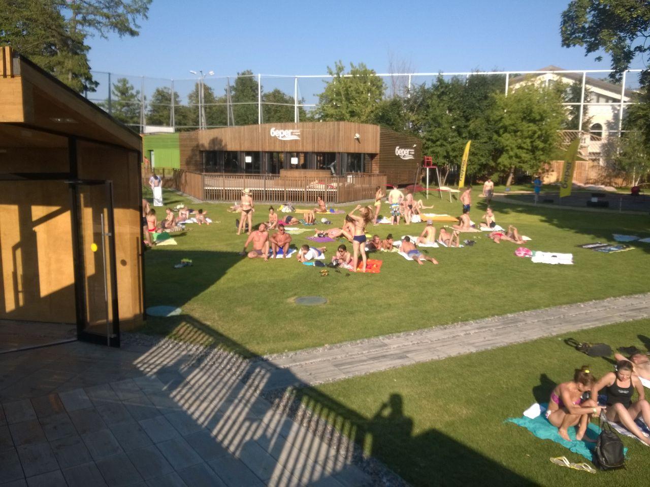 «Проведите день у бассейна в Лужниках» фото 8