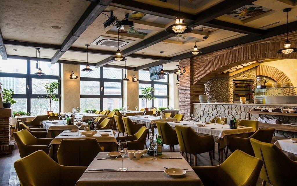 restaurant — La Scala Trattoria Ignazio — Minsk, photo 1