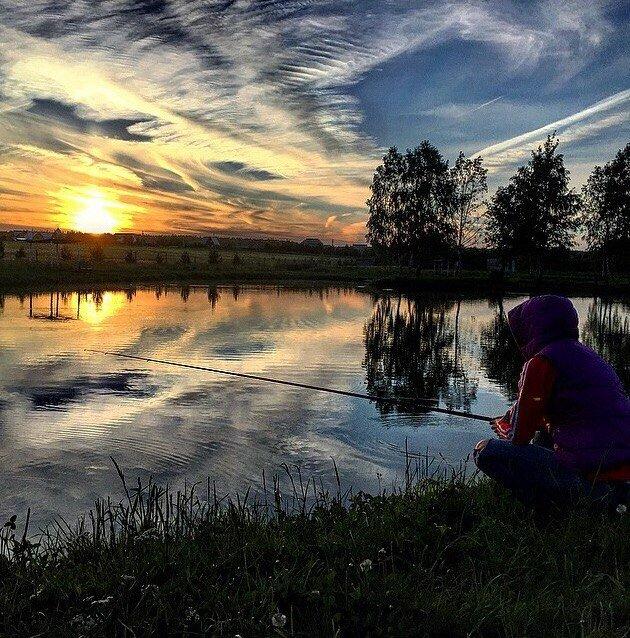 Власово рыбалка одинцовский район