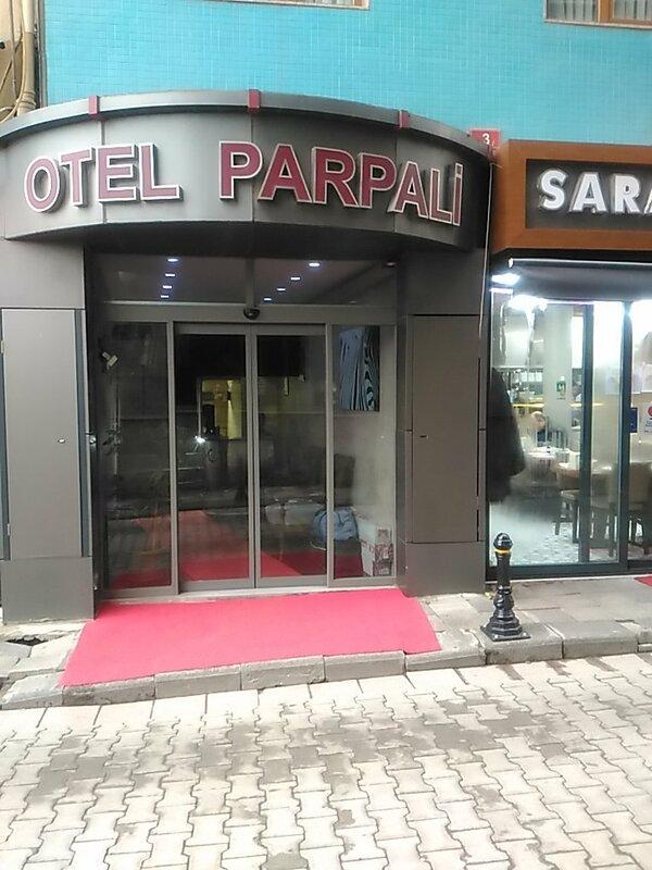 Hotel Parpali