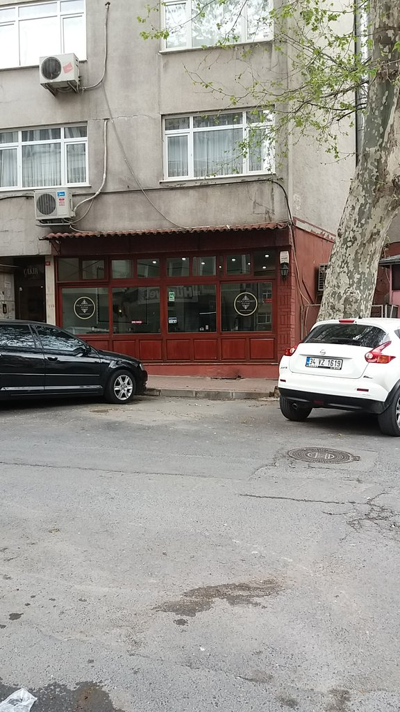 kafe — Paçacı Mahmut Usta — Fatih, foto №%ccount%