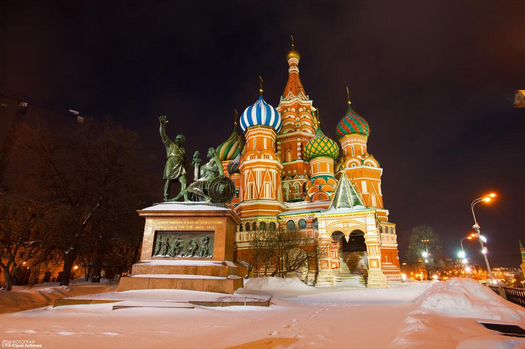 музей — Собор Покрова Пресвятой Богородицы что на Рву — Москва, фото №8