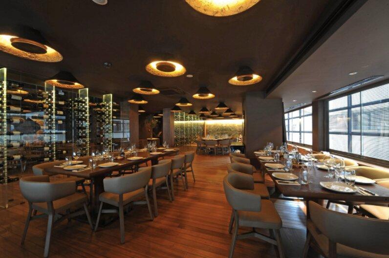 restaurant — Nusr-Et Steakhouse Etiler — Besiktas, photo 1