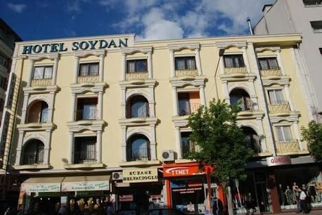Отель Soydan