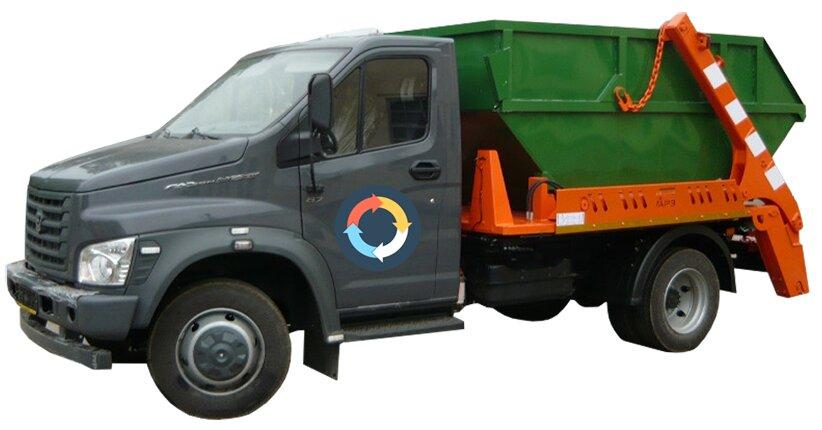 вывоз мусора и отходов — Вывоз мусора — Одинцово, фото №1