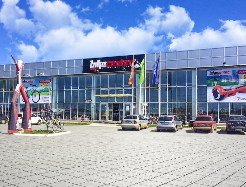sporting goods store — Bike Center — Stavropol, photo 1
