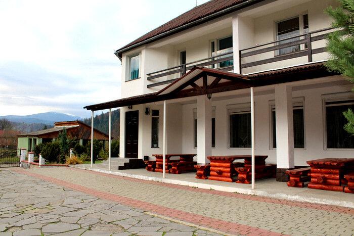 Отель Берегиня