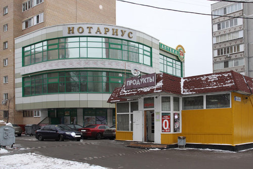Владимирова екатерина нотариус химки