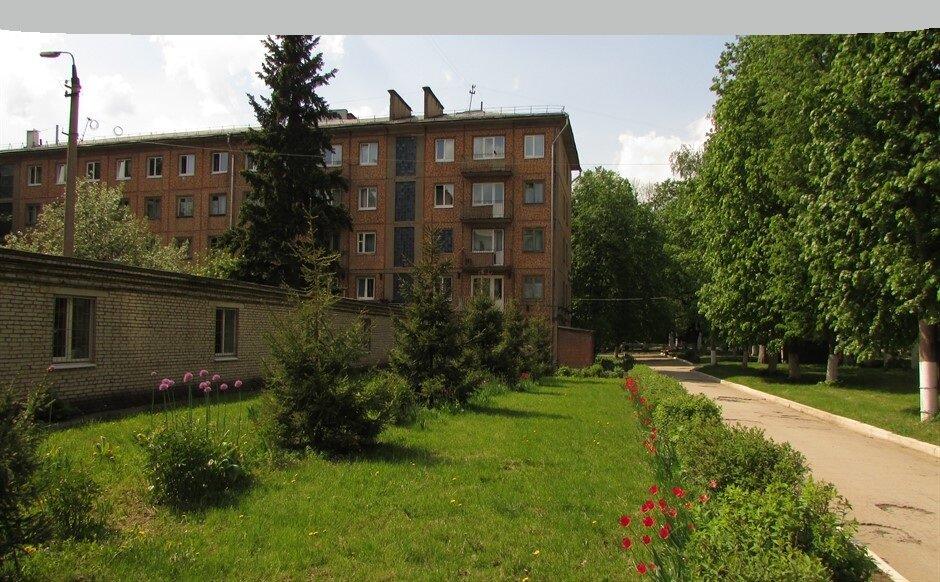больница для взрослых — Городская больница № 7 г. Тулы — Тула, фото №1