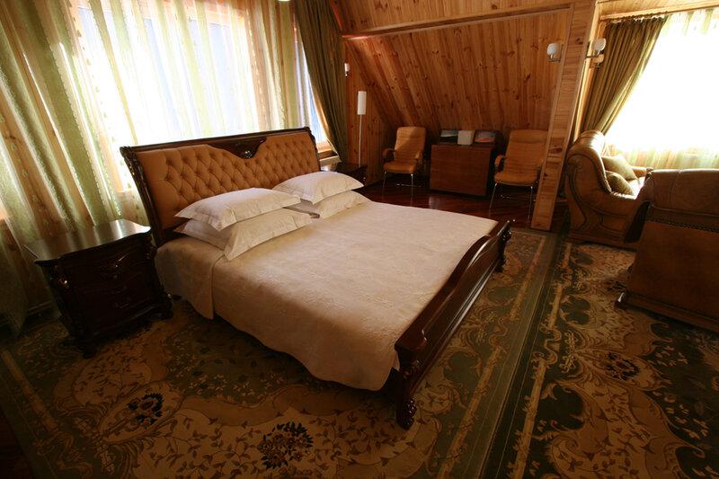 Гостиница Уединение