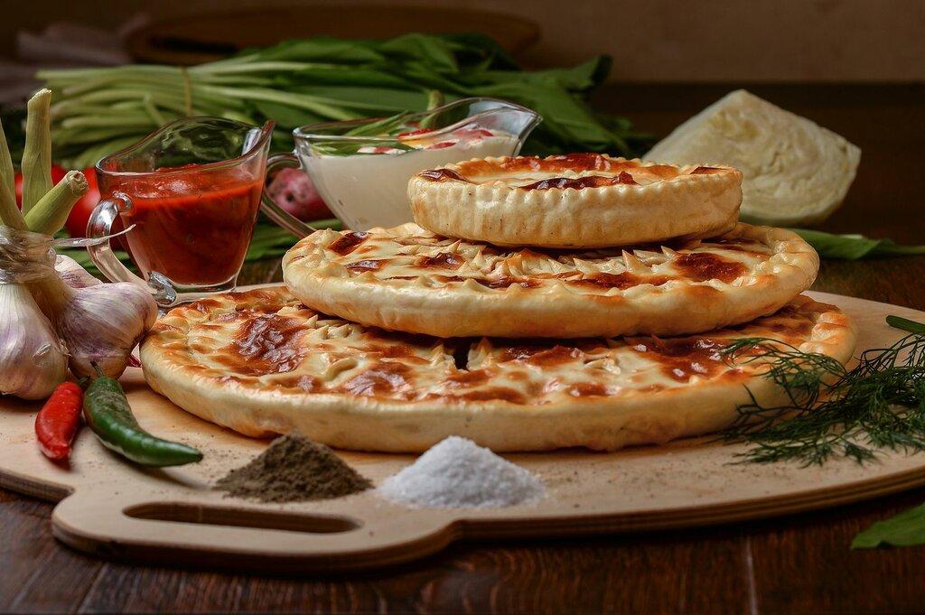 Блюда осетинской кухни с фото