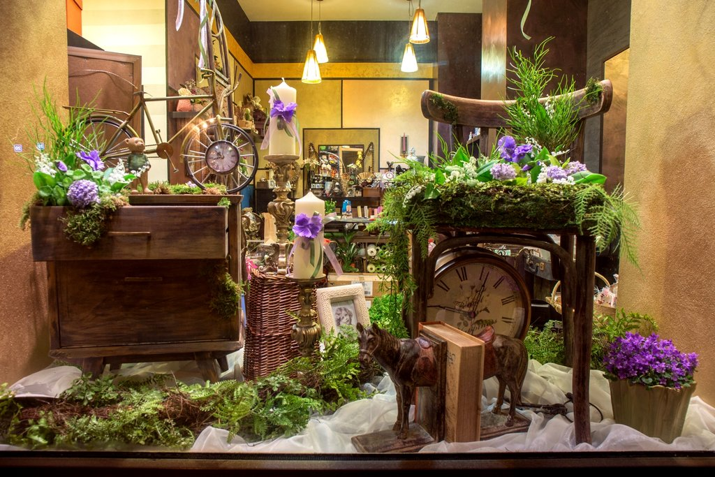 Тема цветов и подарков москва