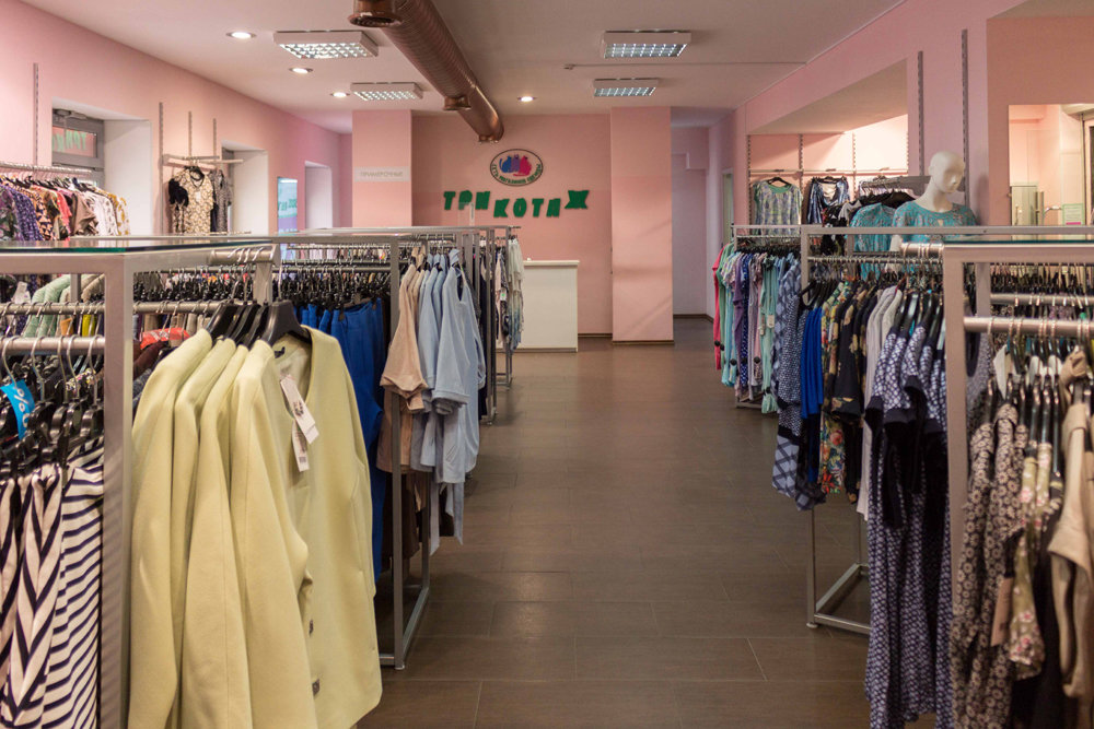 магазин одежды — ТриКотаЖ-Дисконт — Санкт-Петербург, фото №4