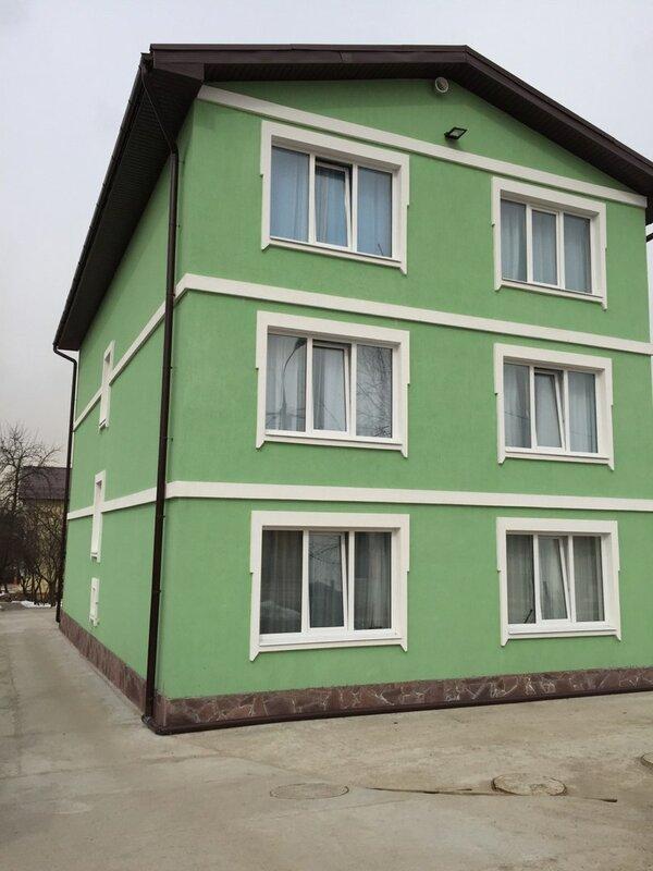 Свердловский гостевой дом
