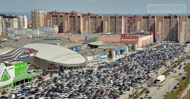 торговый центр — Космопорт — Самара, фото №1