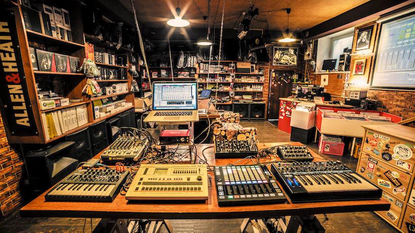 музыкальный магазин — ALL for DJ — Москва, фото №1