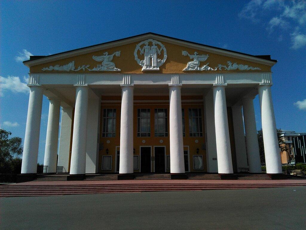 театр — Государственный русский драматический театр Республики Мордовия — Саранск, фото №1
