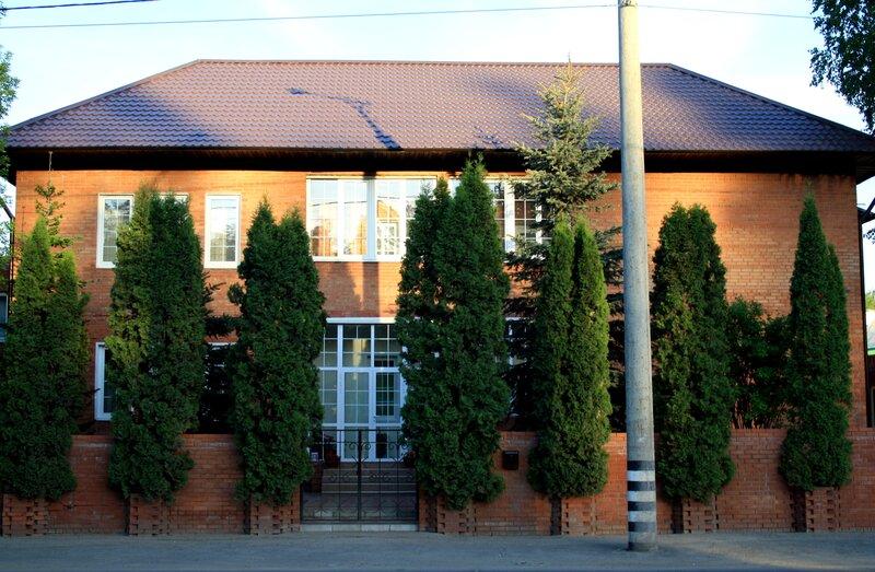 Резиденция на Комсомольской
