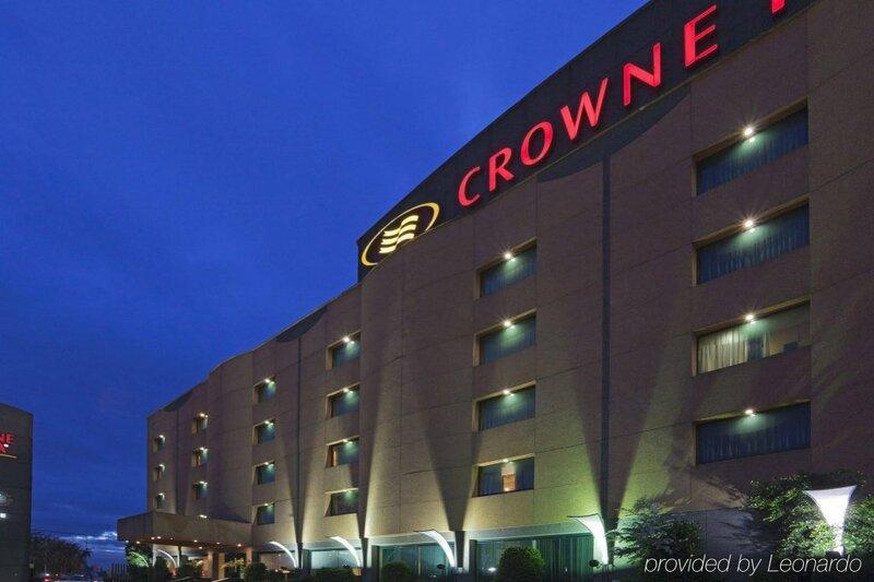Crowne Plaza Toluca Lancaster