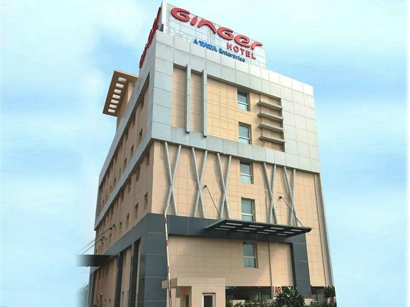 Ginger Hotel Lucknow