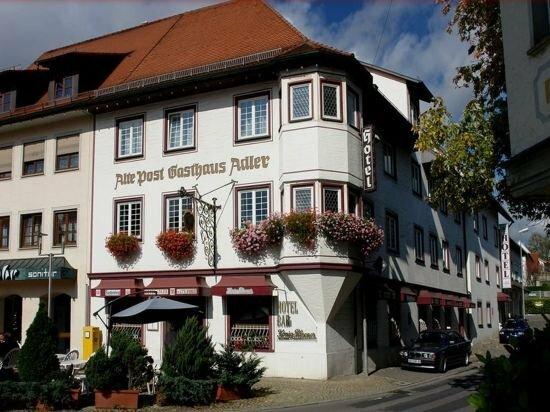 Adler Alte Post