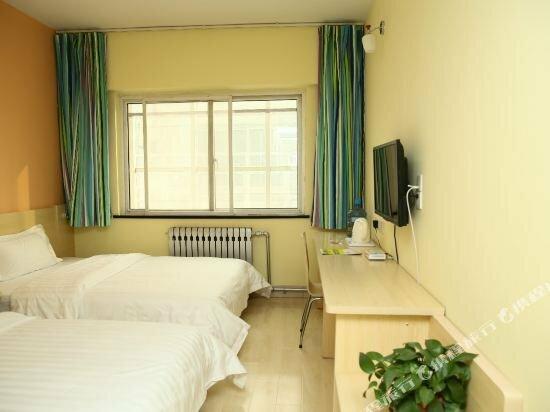 7 Days Inn Zoucheng Chengqian East Road Yiwu Trade Center