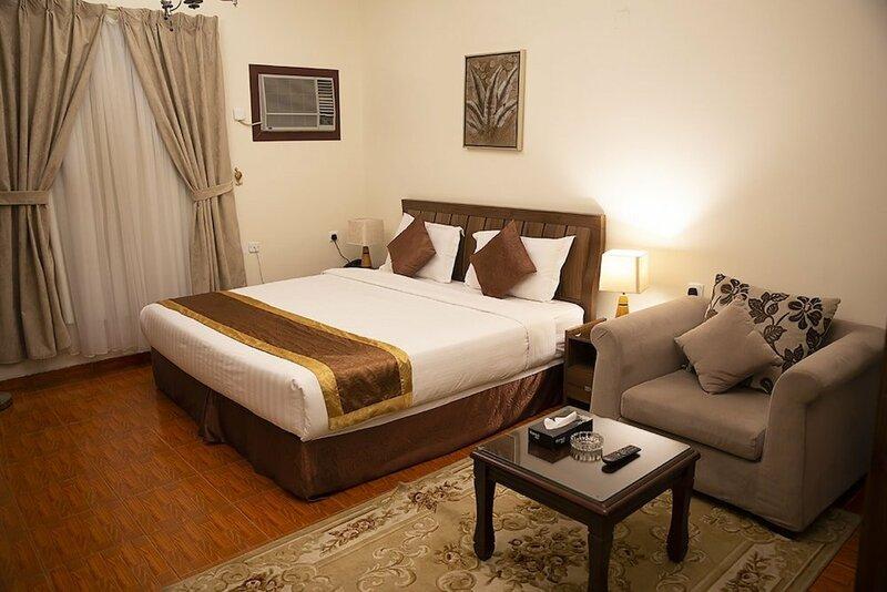 Almawasem Alarbaa Hotel Suites