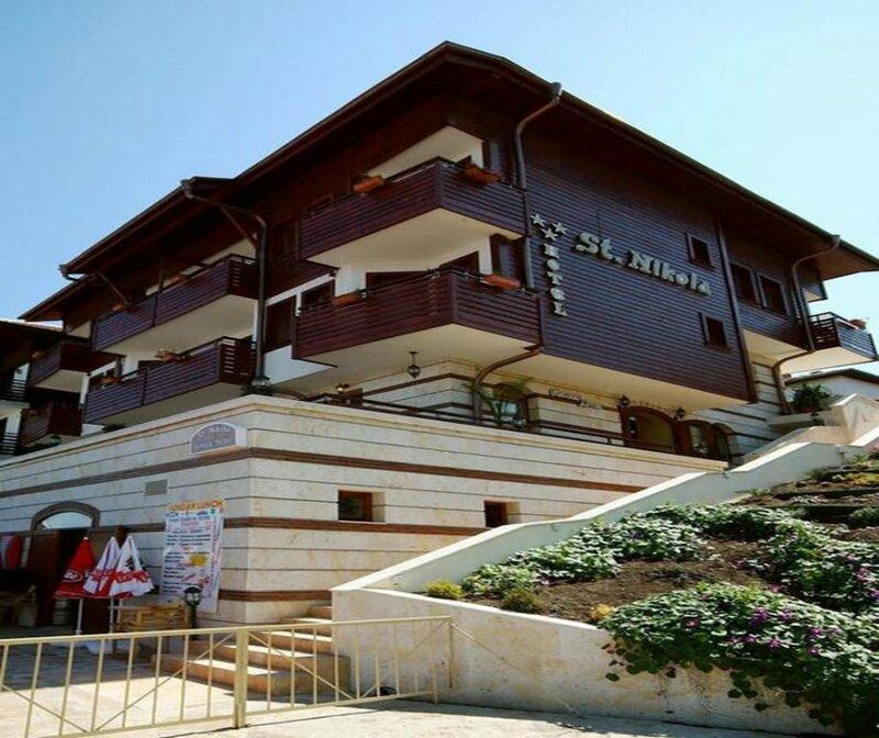 Отель Святой Николай