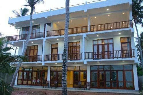 Savenrose Beach Villa