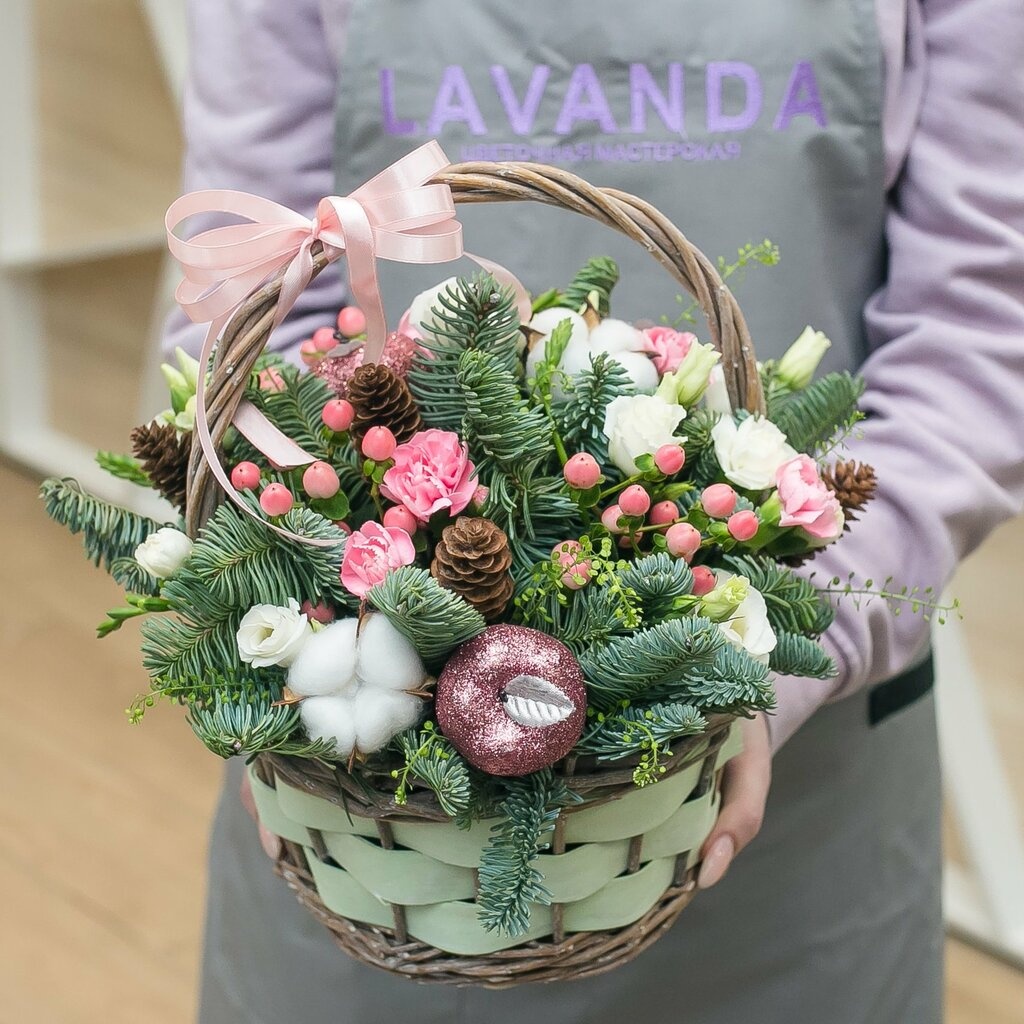 flower shop — Lavanda — Omsk, photo 2