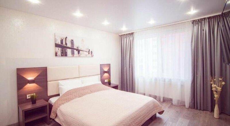 Atma House однокомнатная квартира у Аквапарка