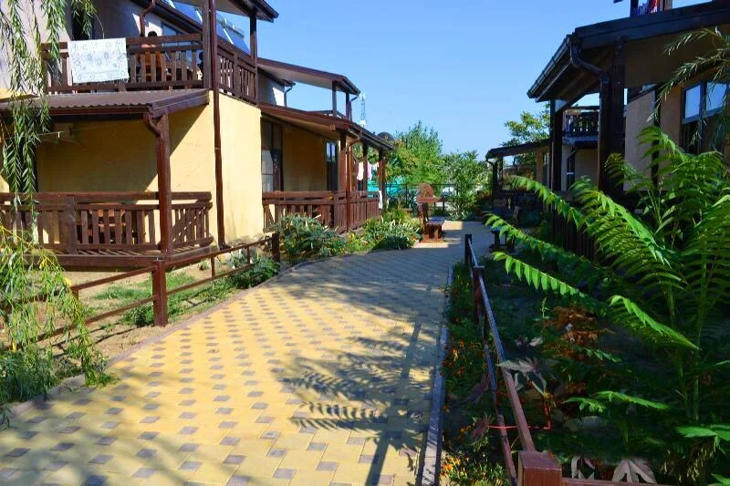 Парк-отель Благовещенка