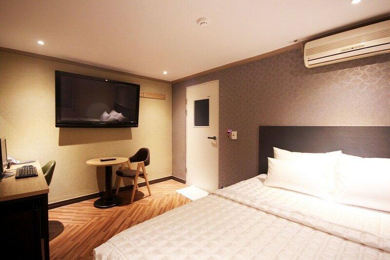 Mini Hotel Busan Nampo
