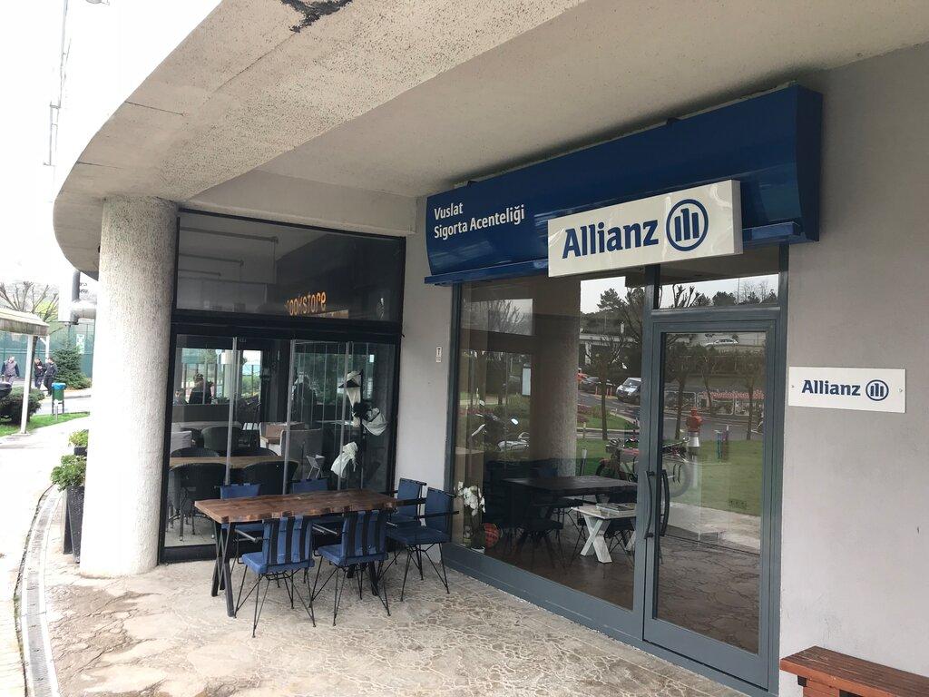 sigorta acentaları — Allianz Sigorta — Sarıyer, foto №%ccount%
