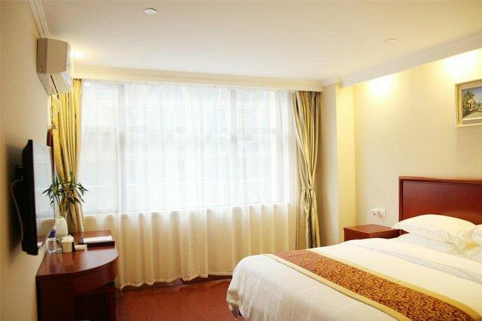 GreenTree Inn Yancheng Jianhu East Huiwen Road Columbus Square Business Hotel