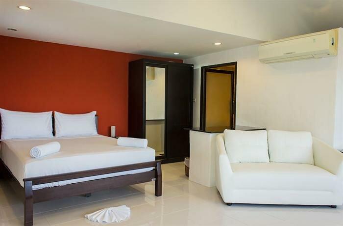 Baan Natacha Beachfront Guesthouse