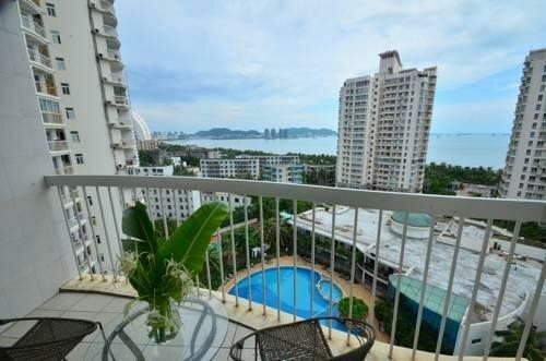 Sanya Yijia Sea View Apartment