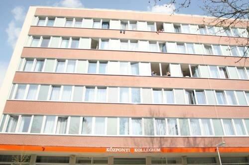 Pannon Egyetem - Kozponti Kollegium